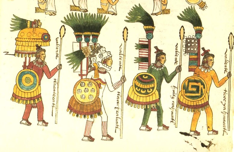Guerreros_Aztecas