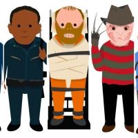 Top 6 de personajes de Terror en el cine