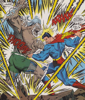 juicio final vs superman la muerte de superman