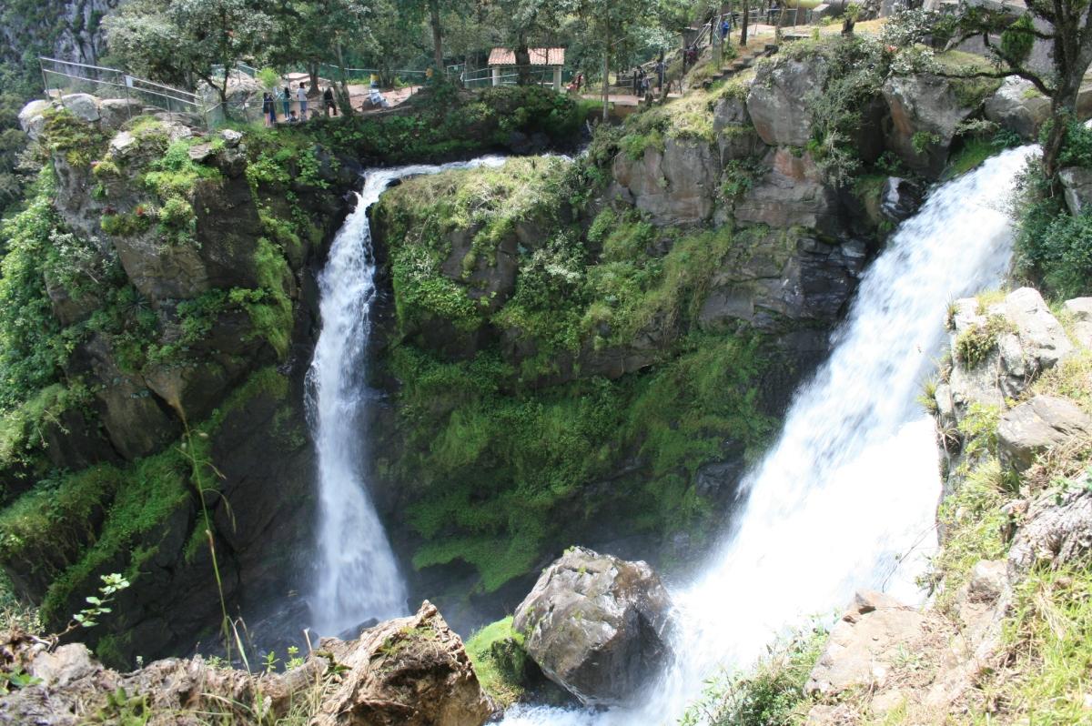 Resultado de imagen para cascada de quetzalapan puebla
